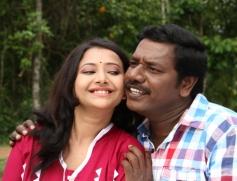 Karunas and Shwetha Prasad Movie Chandamama