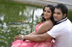 Dheeraj and Padmini in Vichakshana