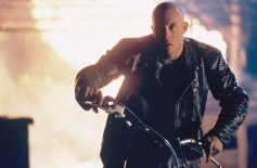 Vin Diesel's XXX Movie Still
