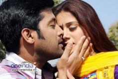 Shweta Prasad with Jai Akash