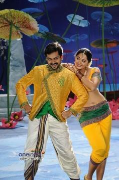 Karthi, Anushka Shetty