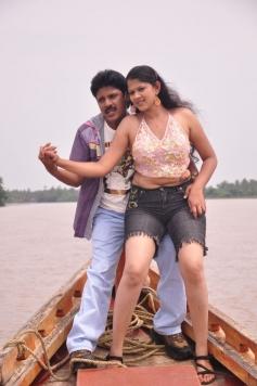 Telugu Movie Asalem Jarigindante Hot Stills