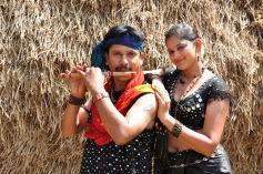 Telugu Movie Asalem Jarigindante Pics