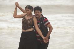 Telugu Movie Asalem Jarigindante