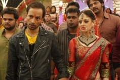 Sandeepa Dhar in Dabangg 2 Movie