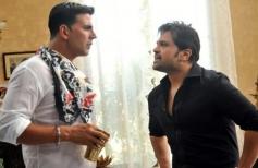 Akshay Kumar and Himesh Reshammiya