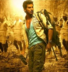 Vishal Movie Samar Photoshoot Still