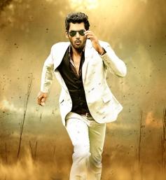 Samar Tamil Action Movie