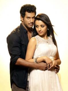 Trisha Krishnan & Vishal