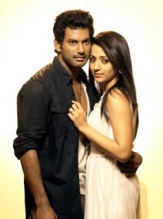 Trisha Krishnan, Vishal