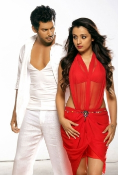 Vishal & Trisha Krishnan