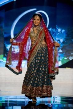 Miss Universe 2012 Shilpa Singh