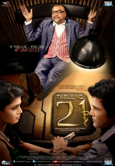 Table No.21 New Poster