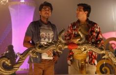 Ayushmann Khurrana and Kunaal Roy Kapur