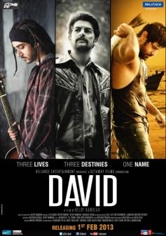 David New Poster