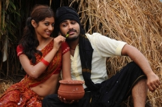 Ruby Parihar and Sharvanand
