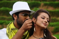 Sharvanand and Ruby Parihar