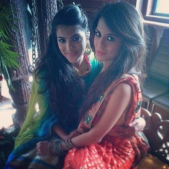 Sana Saeed Twitter Photos