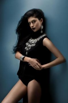 Tena Desae's Adorn Magazine Covershoot