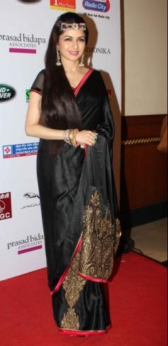 Bhagyashree at Smile Foundation Fashion Show 2013