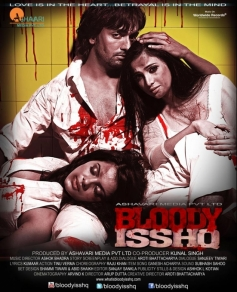 Bloody Isshq New Poster