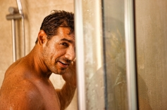 John Abraham Still From I Me Aur Main