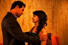 John Abrahan and Prachi Desai Still From I Me Aur Main