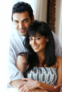 John Abraham and Chitrangada Singh