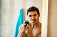 John Abraham Shower Still