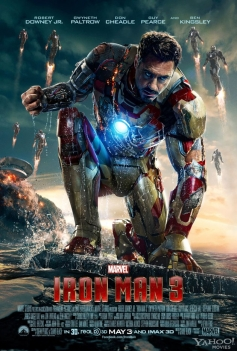 Iron Man 3 Exclusive New Poster
