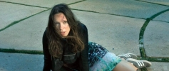 Rebecca Hall Still From Iron Man 3