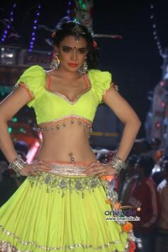 Item song shot for film RAAMBHAJJAN ZINDABAD in Raj Pipla