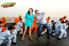 Neha Sharma and Vivek Oberai Dance Stills