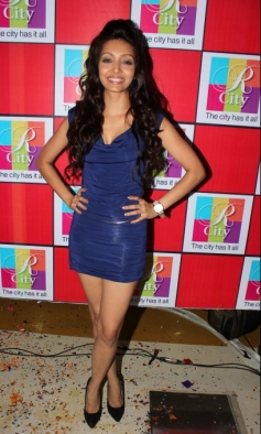 Pooja Salvi at Nautanki Saala Audio Launch