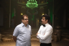 Anil Kapoor Still From Race 2 Behind The Scenes