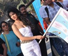 Tena Desae at Lavasa Women's Drive 2013