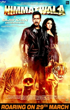 Himmatwala Exclusive New Poster