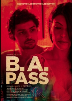 BA Pass Poster