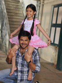 Baby Sara Arjun