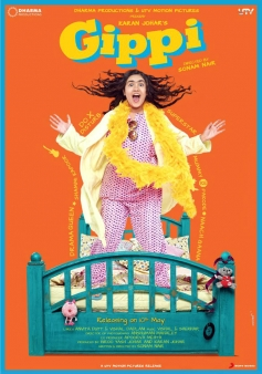 Gippi First Look Poster