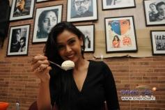 Hrishtaa Bhatt Dines visits The Calcutta Club