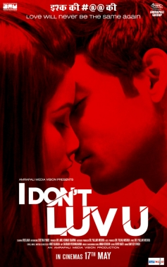 I Don't Luv U Poster