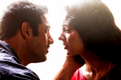 John Abraham & Kangana Ranaut Still From Shootout At Wadala