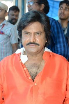 Mohan Babu at Pandavulu Pandavulu Tummeda Movie Launch