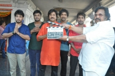 Pandavulu Pandavulu Tummeda Movie Launch