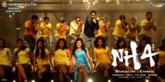Telugu Movie NH4 Poster
