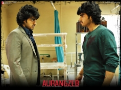 Arjun Kapoor Dual Role in Aurangzeb