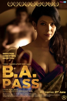 BA Pass Exclusive New Poster