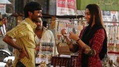 Dhanush and Sonam Kapoor Still From Raanjhnaa