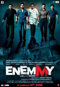 Enemmy Poster